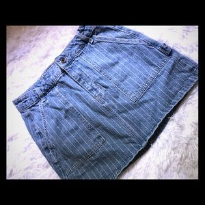 PacSun Denim Skirt